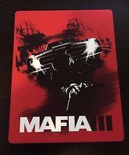 NEW MAFIA III STEELBOX collection game metal box
