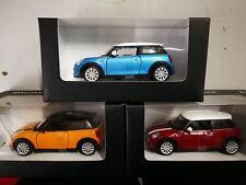 Genuine MINI Pull Back Toy Car 80442447939