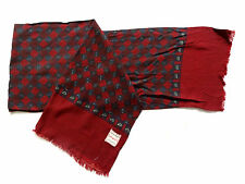 Wool Blend Paisley Vintage Scarves & Shawls