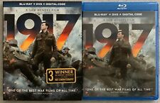 1917 BLU RAY DVD 2 DISC SET + SLIPCOVER SLEEVE FREE WORLD WIDE SHIPPING BUY IT