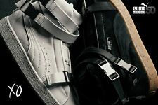 """PUMA X XO SUEDE CLASSIC X WEEKND """"50-th LIMITED"""" LEATHER SNEAKERS 366310 SIZES"""