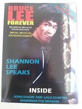 Bruce Lee Forever OFFICIEL AFFICHE / POSTER MAGAZINE nº1 2008