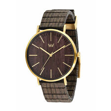 WEWOOD Holzuhr WW61002 Horizon Gold Ebony