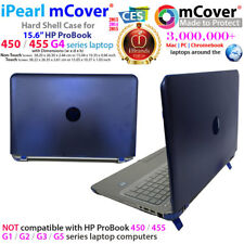 "NEW mCover® Hard Shell Case for 15.6"" HP ProBook 450 G4 series Windows laptop"