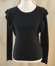 a.n.a., XS, Black Lightweight Sweater, New with Tags