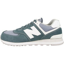 New balance ml 574 seg zapatos Citadel Grey White ml574seg cortos verde gris 565