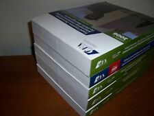 Lot 5 CFA Curriculum Level 1 + 2 Ethics, Fixed Income, Analysis etc 0536915342