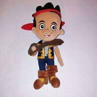 Disney Store Jake & the Neverland Pirates Plush Stuffed Animal Movie Character
