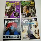 Scary Monsters Magazines Issues 39 92 1999 Yearbook & Castle of Frankenstein 37