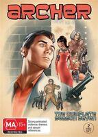 Archer : Season 7 (DVD, 2-Disc Set) NEW