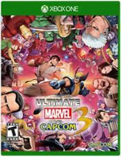 Ultimate Marvel vs. Capcom 3 RE-SEALED Microsoft Xbox One 1 XB XB1 XB3 GAME