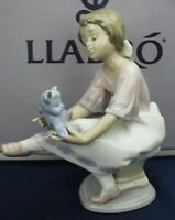 Lladro BEST FRIEND  Collectors society Model 7620 BOXED