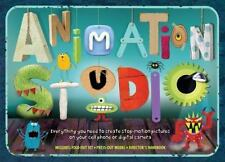 Animation Studio by Helen Piercy (2013, Hardcover)
