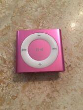 Apple iPod Shuffle 4th Generation HOT PINK