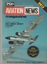AVIATION NEWS MODEL MAGAZINE V12 N8 THIS STAR WARS IS NOT A GAME, VOLANT RADIO