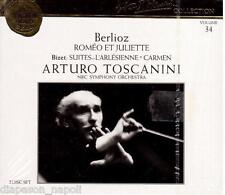 Toscanini Collection Vol. 34 - Berlioz: Romeo Et Juliette; Bizet: Carmen Sui CD