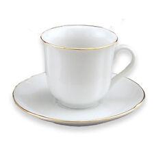 Reutter Children's Porcelain Tea Cup & Saucer Set PERFECT PARTY