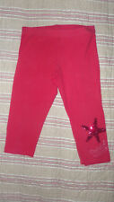 LEGGING 3/4 ROSE DESIGUAL 7 -8 ANS BE