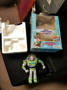 BUZZ LIGHTYEAR DIGITAL CAMERA VERY RARE NEW BOXED