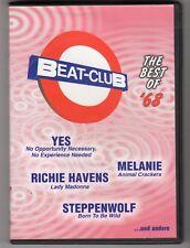 (HV649) Beat-Club, The Best of '68 - 2005 Music DVD