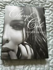 Cheryl Cole Through My Eyes Autobiography Book