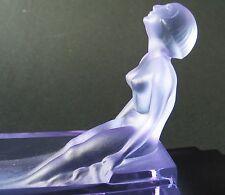 Großes Bad / Large Bath Entwurf Fa.  H. Hoffmann  Edelblaues Glas Top Dekoration