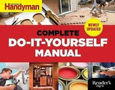 Complete Do-It-Yourself Manual by Family Handyman Magazine Editors (2014,...