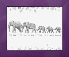 Father's Day Personalised Photo & Picture Frames
