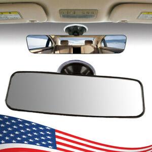 Car Vehicle Rear View Mirror Camera Wide Angle Suction Anti-slip Universal L1Q9