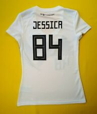 5/5 Jessica Germany soccer jersey small 2018 shirt Bq8396 Adidas football ig93
