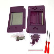Purple Full Housing Shell Case Repair Part Replacement Kit for Nintendo DSi NDSI
