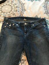 Womens true religion jeans 32