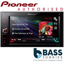 "Pioneer 6.2"" 2 Din 4 x 50W Mechless USB Bluetooth iPhone Car Stereo AV Screen"