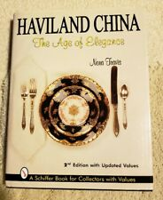 Haviland China The Age of Elegance by Nora Travis