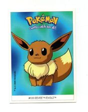 Pokémon Gotta catch'em all n° 133 - EEVEE - EVOLI  (A5451)