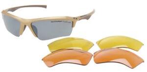 Sunwise Odyssey Golf Sunglasses Interchangeable lenses - RRP£50 - Cat 1, 2 & 3
