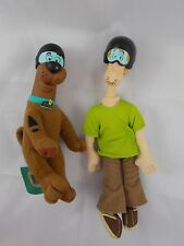 Scooby Doo & Shaggy Plush Doll Lot Equity Toys