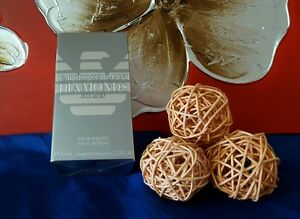 Emporio Armani Diamonds For Men Eau de Toilette 50ml Spray, Sealed