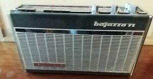 Kofferradio Telefunken Bajazzo TS 201 Transistorradio antik alt gebraucht