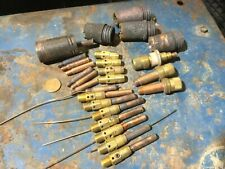 Miller Tweco Wire Feed Welder Gun Parts Lot Used Repairable Pieces Welding Shop