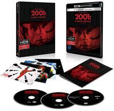 2001: A Space Odyssey (2018, 4K UHD + Blu-ray) Slip Case Edition w/ Booklet