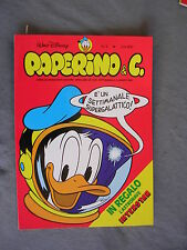 PAPERINO E C. #   5 - 2 agosto 1981 - WALT DISNEY - OTTIMO