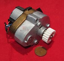 Crouzet 56V DC Gearhead Stepper Motor - 7.5 deg, 5W Watt, 127K, Unipolar 2 Phase