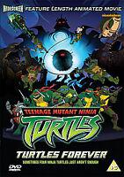 Teenage Mutant Ninja Turtles, Turtles Forever (DVD, 2011) - Sealed, Fast.