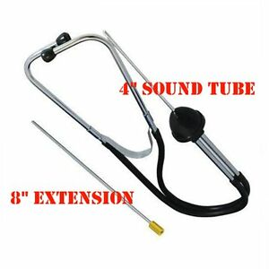 New Mechanics SONARSCOPE Auto Engine Hearing Device Pinpoint Tool Stethoscope