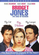 BRIDGET JONES DVD R1 Renee Zellweger / Hugh Grant / Colin Firth