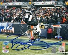 Reggie Bush NEW ORLEANS SAINTS Signed 8x10 PSA/DNA COA