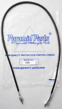 Pyramid Parts Cable De Velocímetro compatible con Yamaha XJ600 S Diversion 92-03