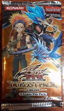 Yu-Gi-Oh Duelist Pack Crow 1st Edition Booster Pack! Rare! 5DS