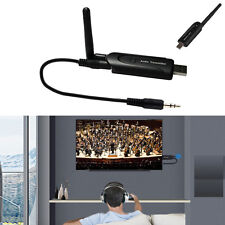 USB Bluetooth 4.1 Transmitter Wireless A2DP Audio Stereo Adapter Für TV DVD PC